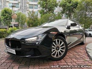 Maserati Ghibli 3.0A