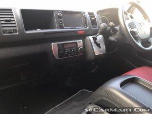 Toyota Hiace Commuter 2.8A GL
