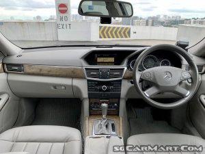 Mercedes-Benz E-Class E200 CGI (COE till 09/2030)