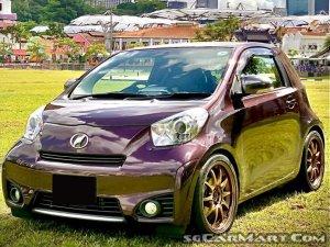 Toyota iQ (COE till 08/2030)