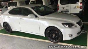 Lexus IS250 (COE till 02/2027)