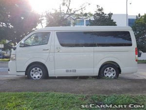 Toyota Hiace 2.8A Super GL