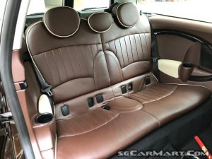 MINI Cooper S Clubman 1.6A (COE till 07/2028)