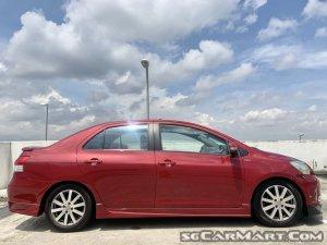Toyota Vios 1.5A J (COE till 11/2023)