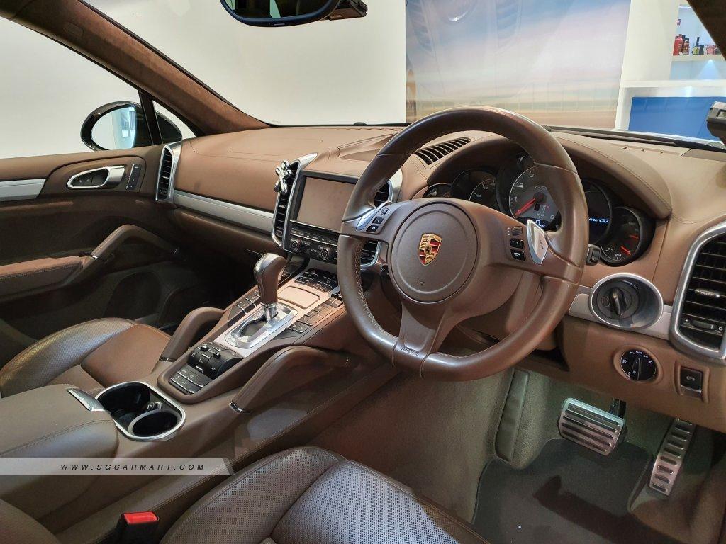 2013 Porsche Cayenne GTS 4.8A Tip