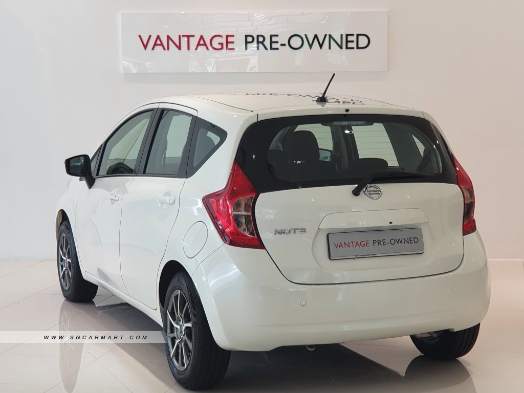 2016 Nissan Note 1.2A DIG-S