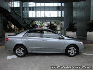 Toyota Corolla Altis 1.6A (COE till 08/2025)