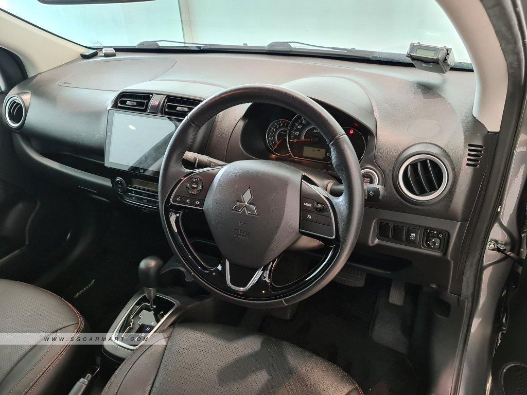 2019 Mitsubishi Attrage 1.2A