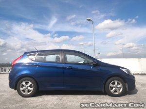 Hyundai Accent 1.4A 5DR