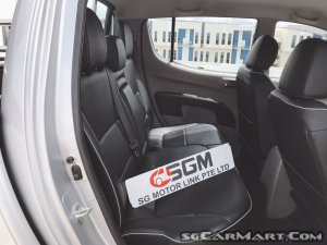 Mitsubishi Triton L200 Double-Cab 2.5A (COE till 07/2030)