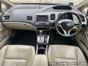 Honda Civic 1.8A (COE till 01/2029)