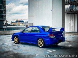Subaru Impreza WRX 2.0A (COE till 09/2022)