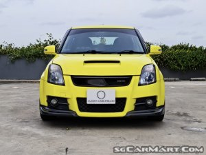 Suzuki Swift Sport 1.6M (COE till 03/2024)