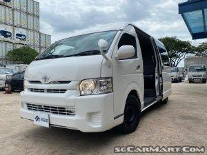 Toyota Hiace Commuter 3.0A GL