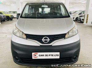 Nissan NV200 1.5M (COE till 09/2025)
