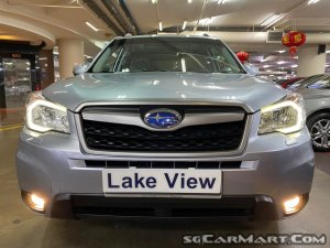 Subaru Forester 2.0i-L Sunroof
