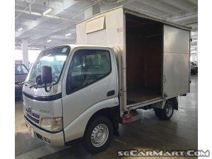Toyota Dyna 150 3.0M (New 5-yr COE)