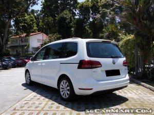 Volkswagen Sharan 2.0A TSI Sunroof