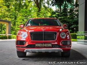 Bentley Bentayga Diesel 4.0A V8