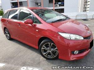 Toyota Wish 2.0A (COE till 04/2029)