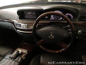 Mercedes-Benz S-Class S350L CGI (New 10-yr COE)