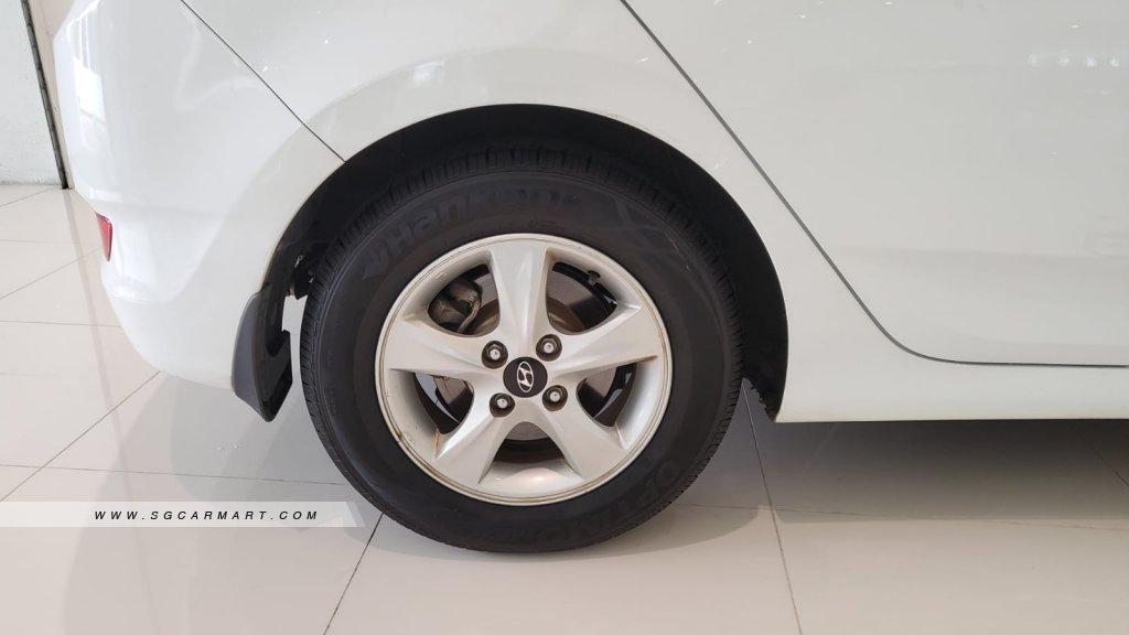 2016 Hyundai Accent 1.4A 5DR