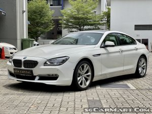 BMW 6 Series 640i Gran Coupe Sunroof