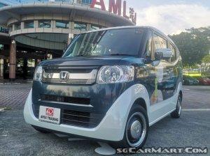 Honda N-Box Slash GL