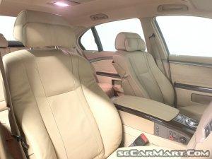 BMW 7 Series 730Li (COE till 04/2026)