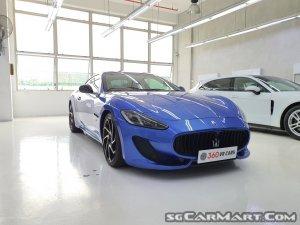 Maserati GranTurismo Sport 4.7A