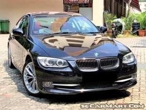 BMW 3 Series 320i Coupe Sunroof