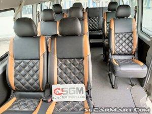 Toyota Hiace Commuter 3.0A High Roof (COE till 10/2029)