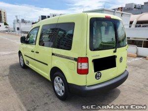 Volkswagen Caddy 1.9A TDI (COE till 07/2023)