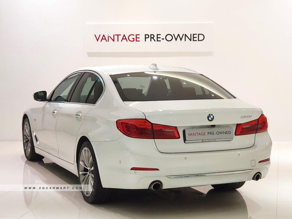 2017 BMW 530i Luxury