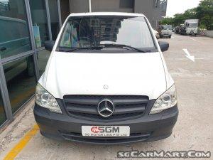Mercedes-Benz Vito 113L (New 5-yr COE)