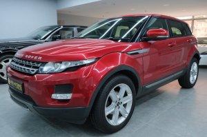 Land Rover Range Rover Evoque 2.0A 5DR (New 10-yr COE)