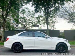 Mercedes-Benz C-Class C180K Avantgarde AMG Line (New 10-yr COE)
