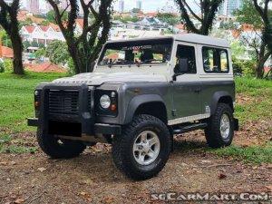 Land Rover Defender 90 Puma (COE till 07/2025)