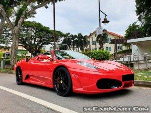 Ferrari F430 F1 Spider (COE till 06/2030)