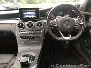Mercedes-Benz C-Class C43 AMG 4MATIC