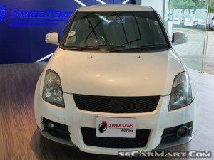 Suzuki Swift Sport 1.6A (COE till 04/2024)