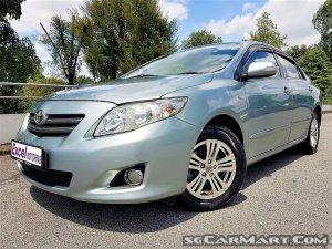 Toyota Corolla Altis 1.6A (COE till 01/2024)