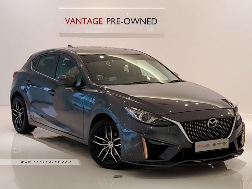 2016 Mazda 3 HB 1.5A Deluxe