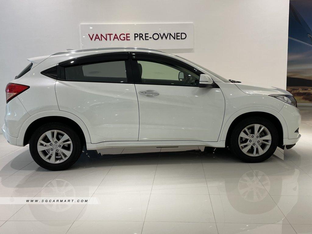2018 Honda HR-V 1.5A LX