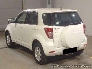 Toyota Rush 1.5A G (COE till 11/2028)
