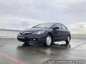 Honda Civic Hybrid 1.3A (COE till 10/2030)