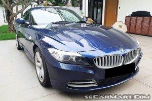BMW Z4 sDrive23i (COE till 09/2029)