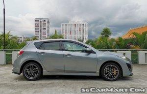 Mazda 3 HB 1.6A Luxury (COE till 05/2024)