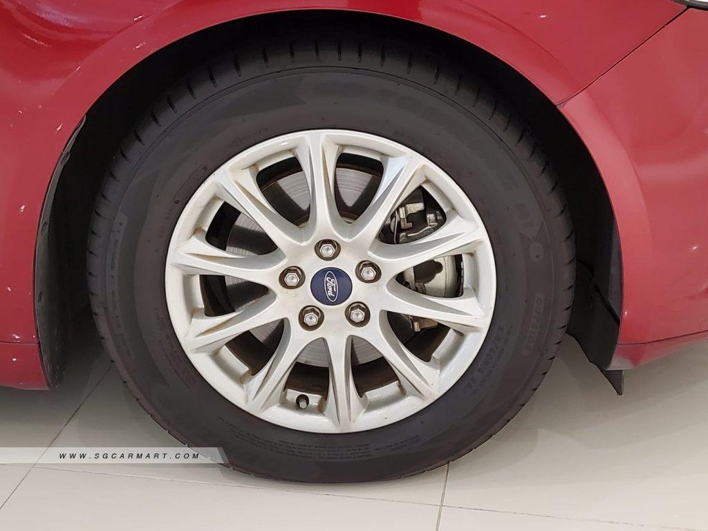 2015 Ford Mondeo HB 1.5A GTDI Titanium