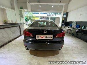 Lexus IS250 (New 10-yr COE)